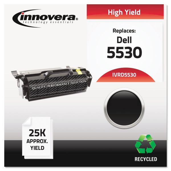 Innovera Remanufactured Dell 5530 High-Yield Toner Cartridge
