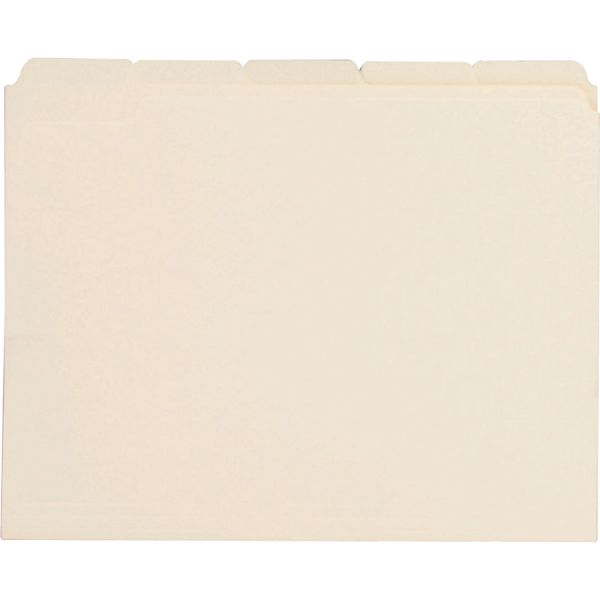 Business Source Manila File Folder