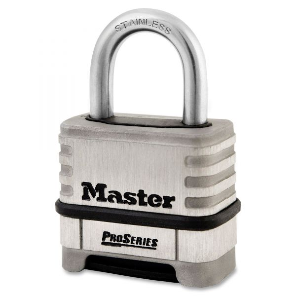 Master Lock ProSeries Easy-to-Set Combination Lock