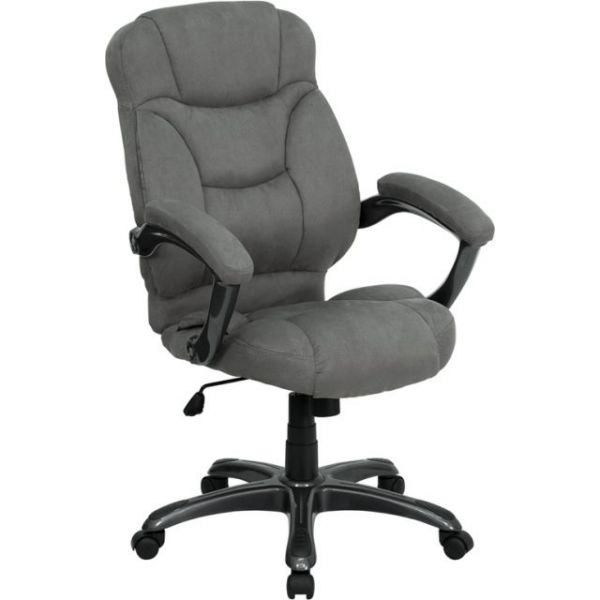 Flash Furniture High Back Microfiber Contemporary Office Chair