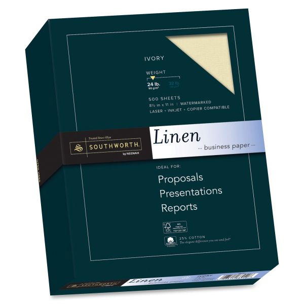 Southworth Linen Business Paper