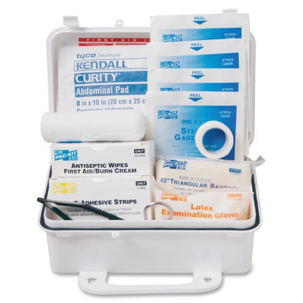 Pac-Kit Safety Eq. 10-person First Aid Kit