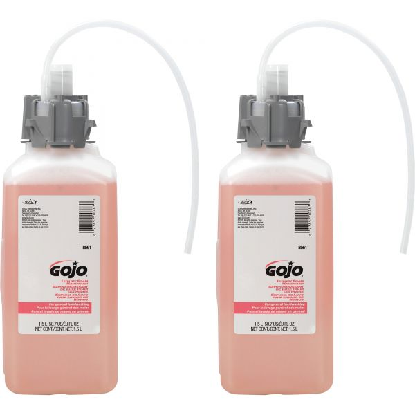 GOJO CX & CXI Luxury Foam Hand Wash Refill