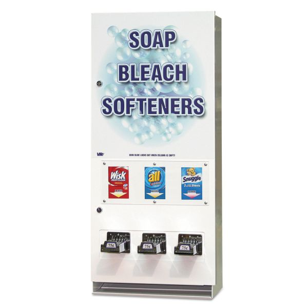 Vend-Rite Coin-Operated Soap Vender