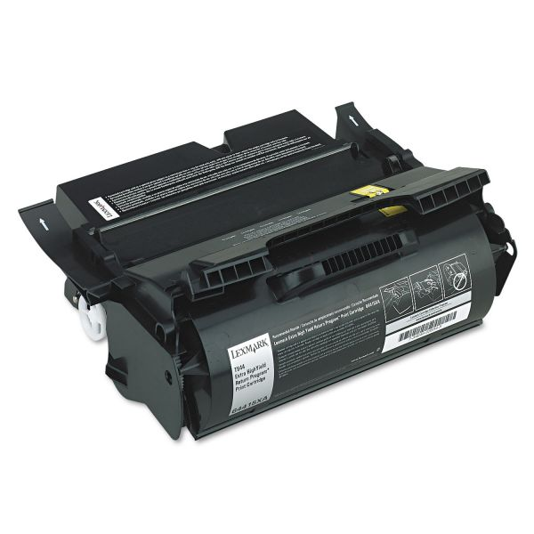 Lexmark 64415XA High-Yield Toner, 32000 Page-Yield, Black