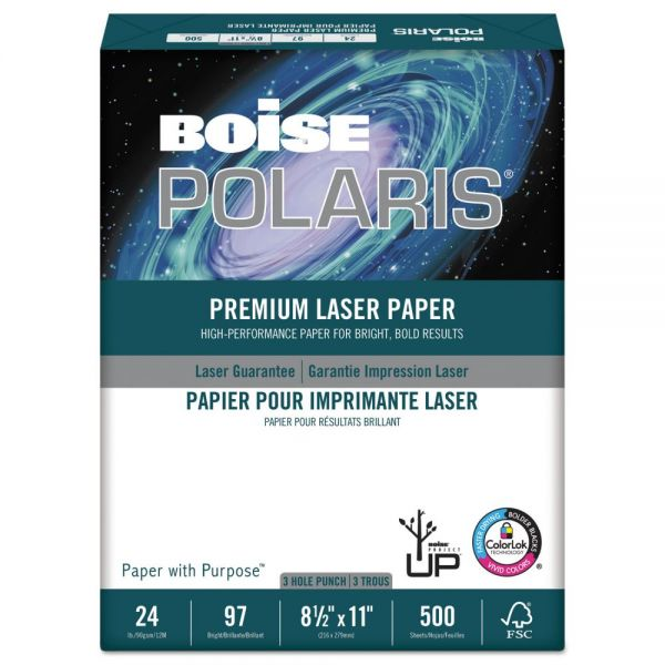 Boise HD:P 3-Hole Punched Presentation Paper