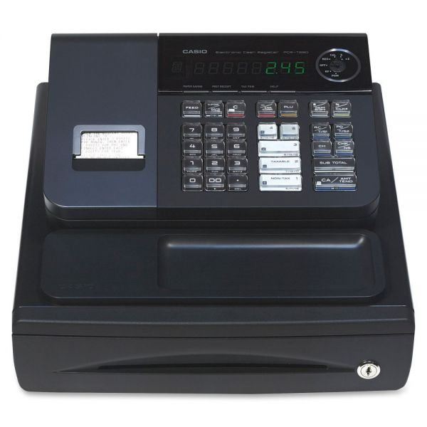 Casio PCR-T280 High-speed Printer Cash Register