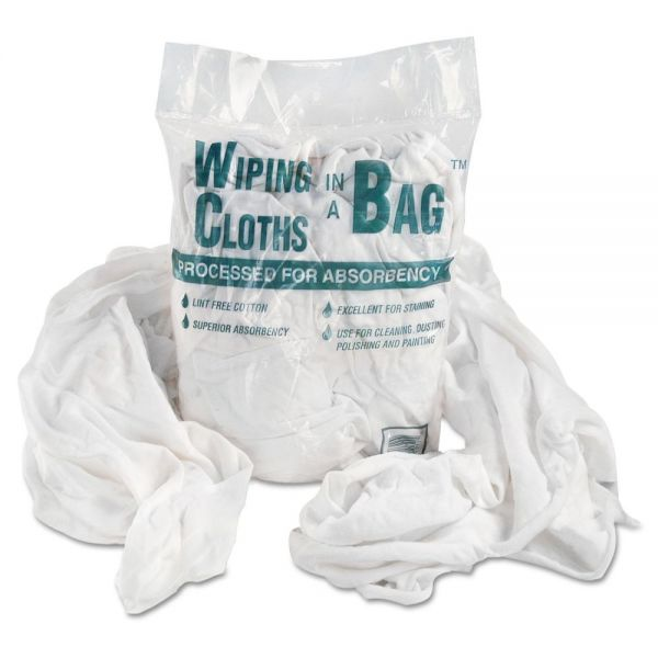 Bag-A-Rags Cotton Wiping Cloths