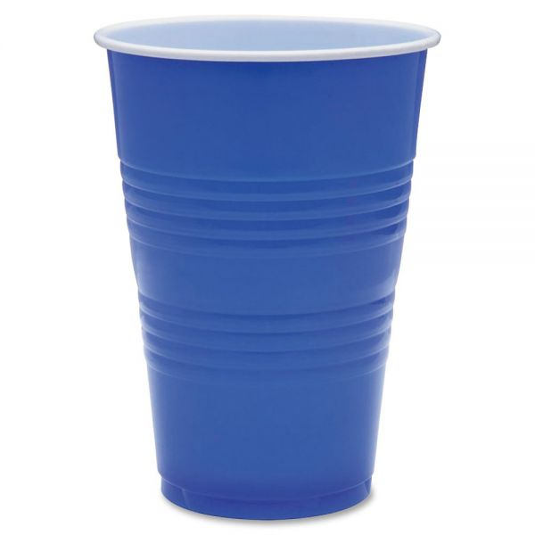 Genuine Joe 16 oz Plastic Cups