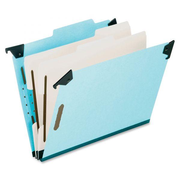 Pendaflex Blue Pressbrd Hanging Classification Folder