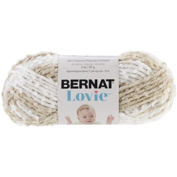 Bernat Lovie Yarn - Sand