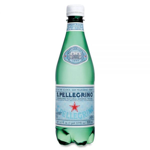 SanPellegrino Sparkling Natural Mineral Water