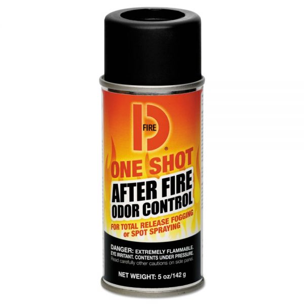 Fire D One Shot After Fire Odor Control