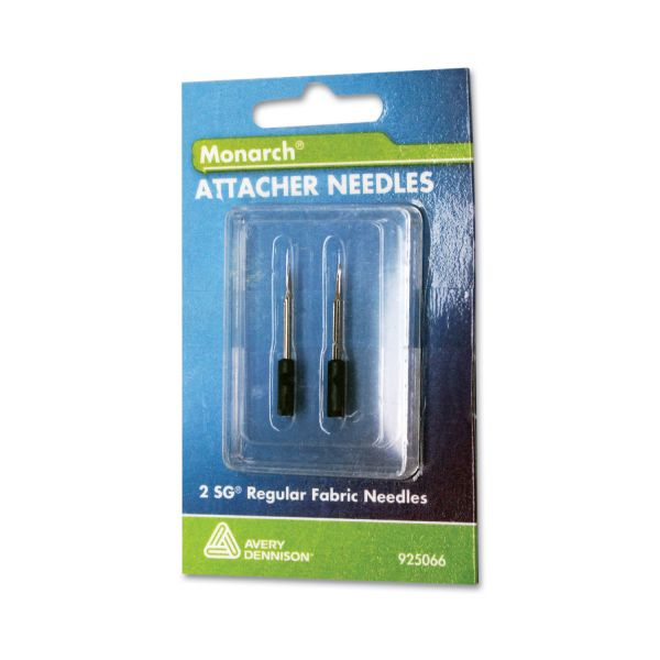 Monarch Needles for SG Tag Attacher Kit, 2/Pack