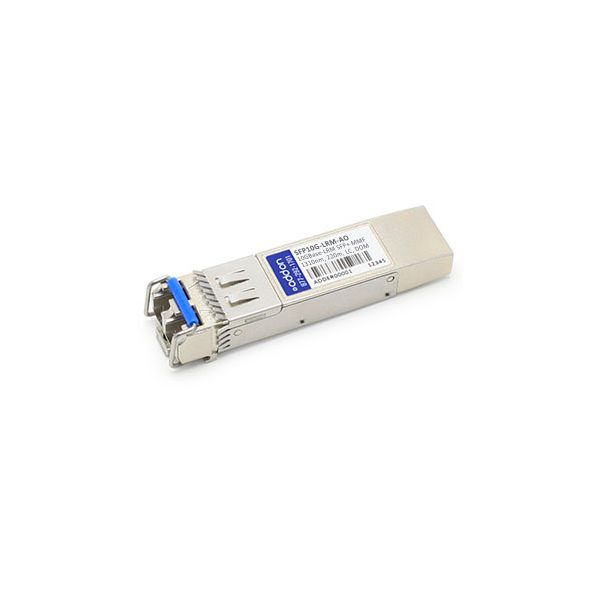 AddOn Cisco SFP-10G-LRM Compatible TAA Compliant 10GBase-LRM SFP+ Transceiver (MMF, 1310nm, 220m, LC, DOM)