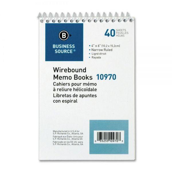 Business Source Memo Book