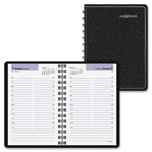 At-A-Glance DayMinder Compact Daily Appointment Book