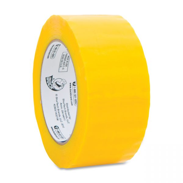 "Duck Brand Color-Coding Hot Melt 2"" Packing Tape"