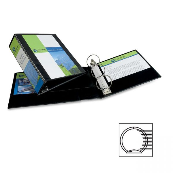 "Avery Showcase Reference 3"" 3-Ring View Binder"