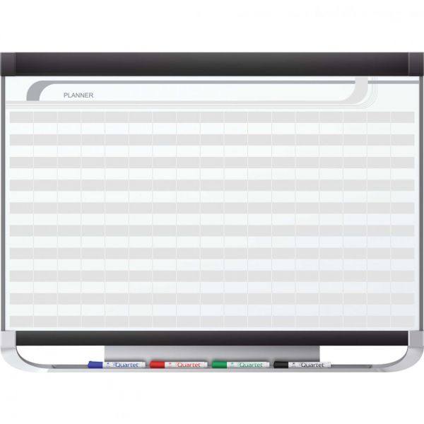 Quartet DuraMax 6' x 4' Magnetic Dry Erase Planning Board