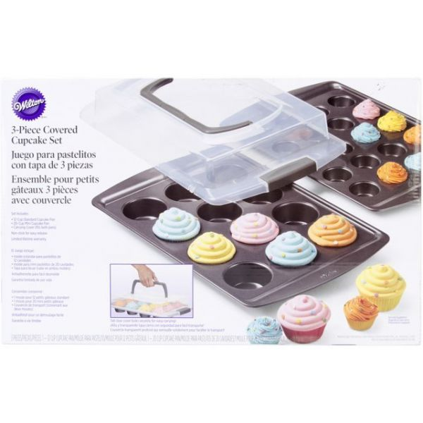 Wilton Covered Cupcake Set