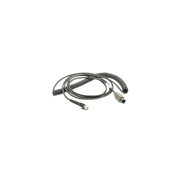 Motorola Coiled Cable