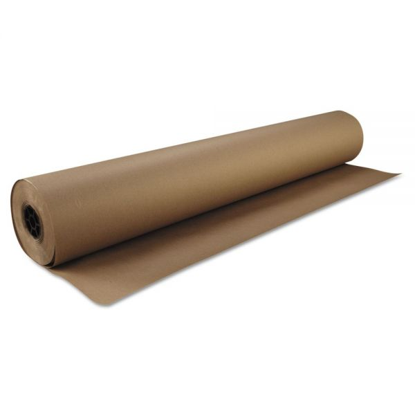Boardwalk Kraft Paper, 48 in x 765 ft, Brown