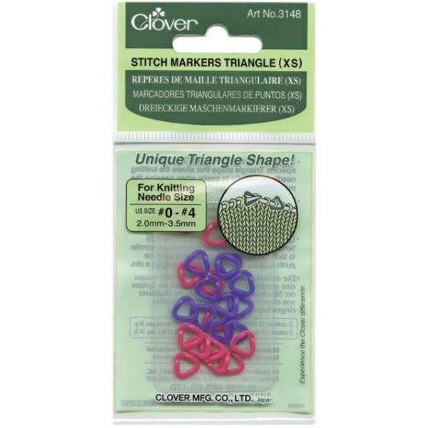 Triangle Stitch Markers