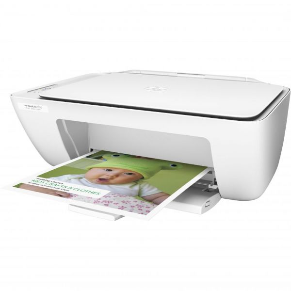 HP Deskjet 2130 All-in-One Printer, Copy/Print/Scan
