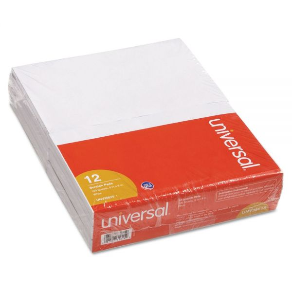 Universal Scratch Pads