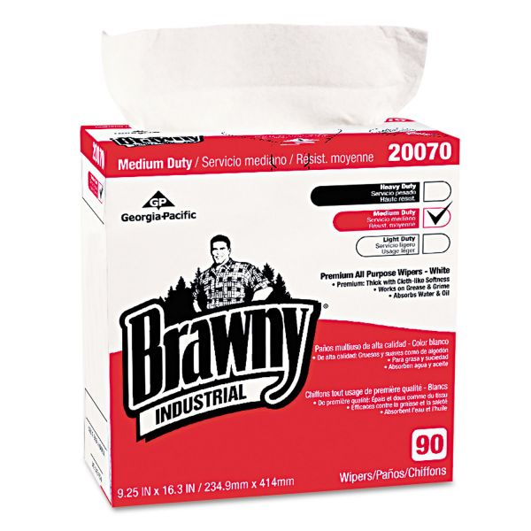 Brawny Premium All Purpose Wipers