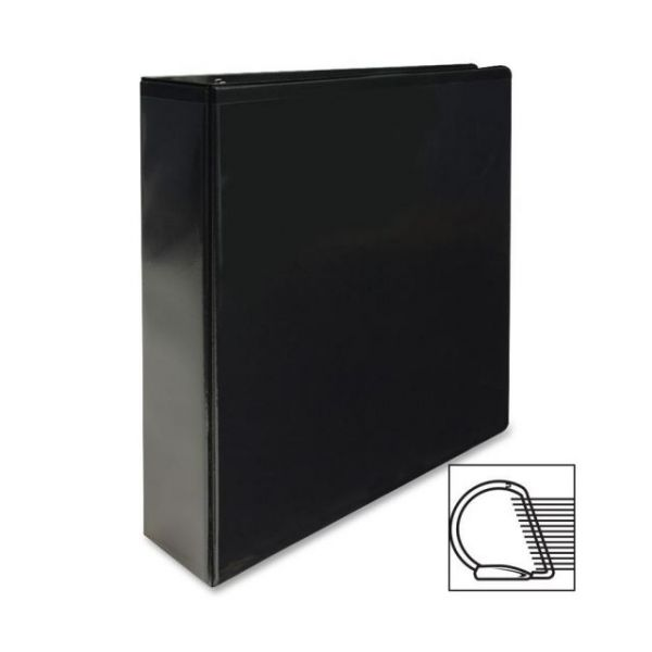 "Sparco 2"" 3-Ring View Binder"