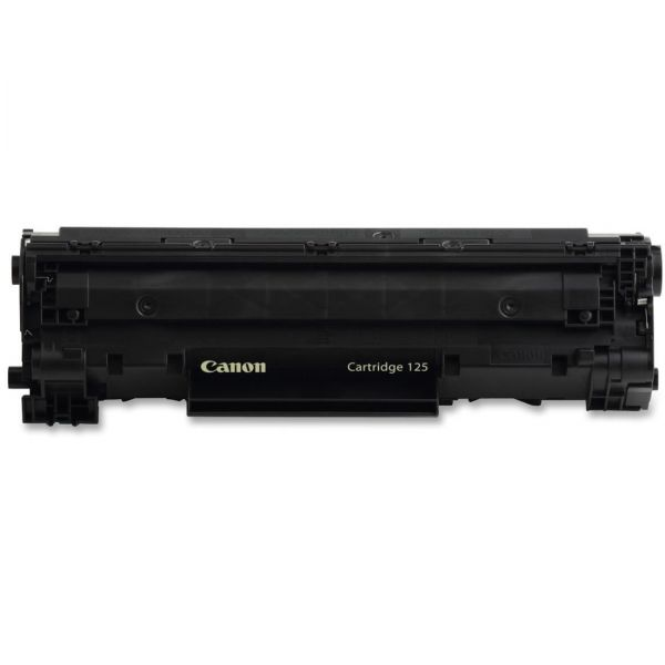 Canon 125 Black Toner Cartridge (3484B001)