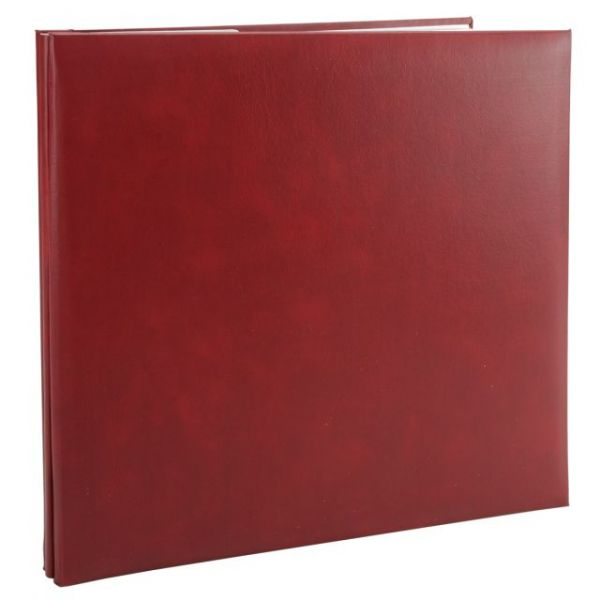 "Leatherette Post Bound Album 12""X12"""