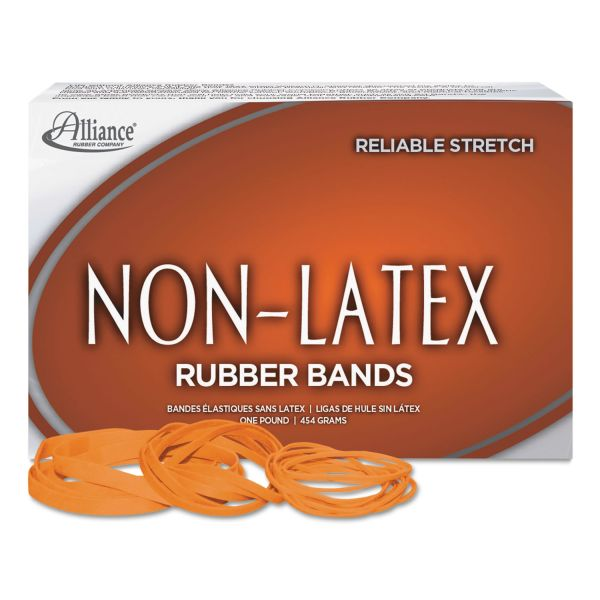 Alliance #64 Latex-Free Collored Rubber Bands