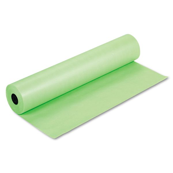 Pacon Rainbow Colored Duo-Finish Kraft Paper Roll