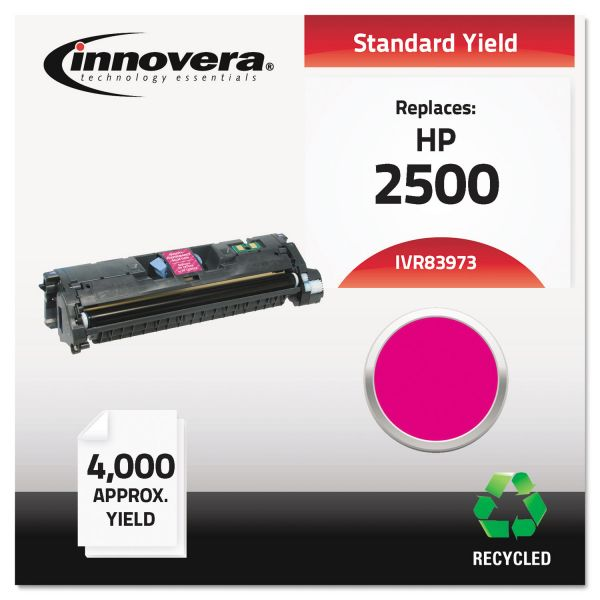 Innovera Remanufactured HP 2500 (Q3973A) Toner Cartridge