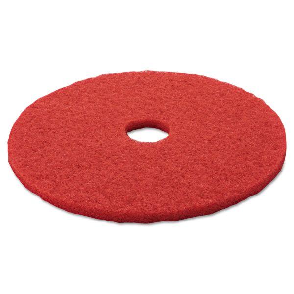 3M Red Buffer Pads
