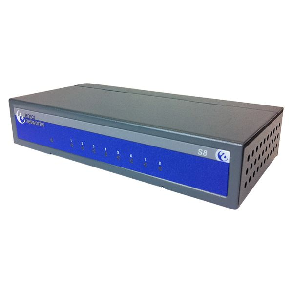 Amer 8 Port 10/100Mbps Ethernet Switch