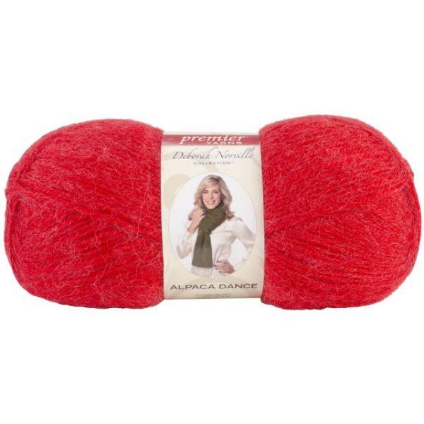 Deborah Norville Collection Alpaca Dance Yarn - Red Haze