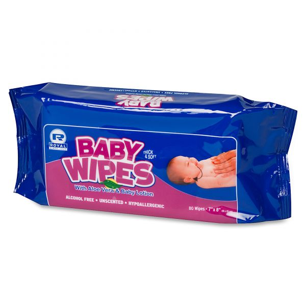 Royal Baby Wipes