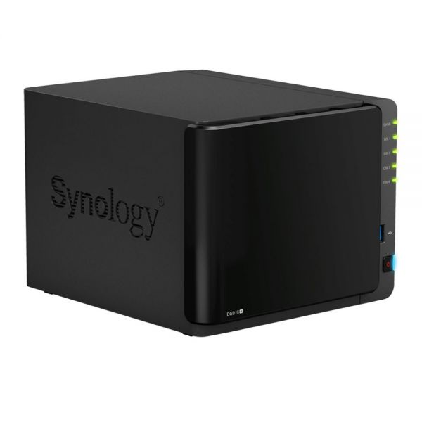 Synology DiskStation DS916+ SAN/NAS Server