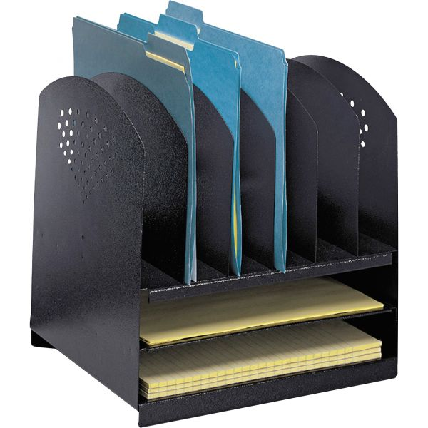 Safco Rack Desktop File Organizer