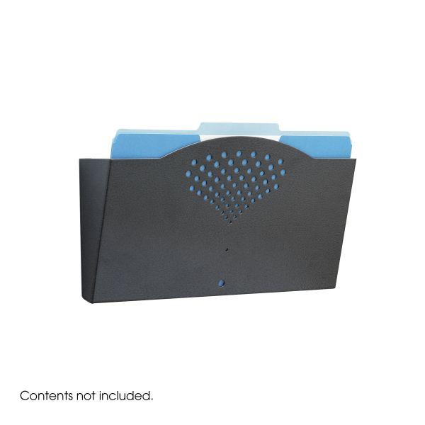 Safco Steel Wall File Pocket