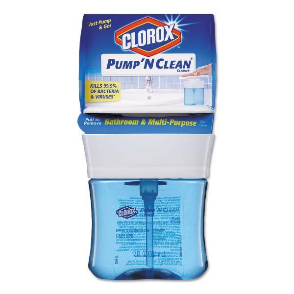 Clorox Pump 'N Clean Bathroom Cleaner