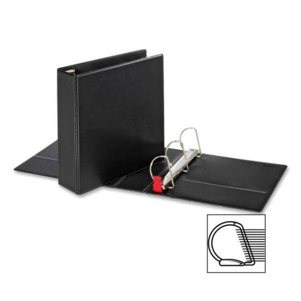 Sparco EasyOpen Locking Slant-D Ring Binders