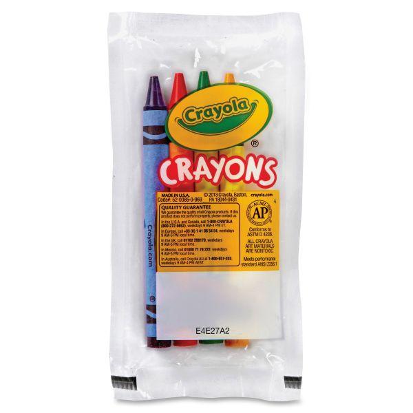 Crayola Classic Color Crayon Packs