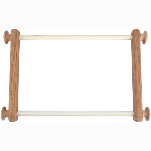 Oak E-Z Stitch Frame 12""