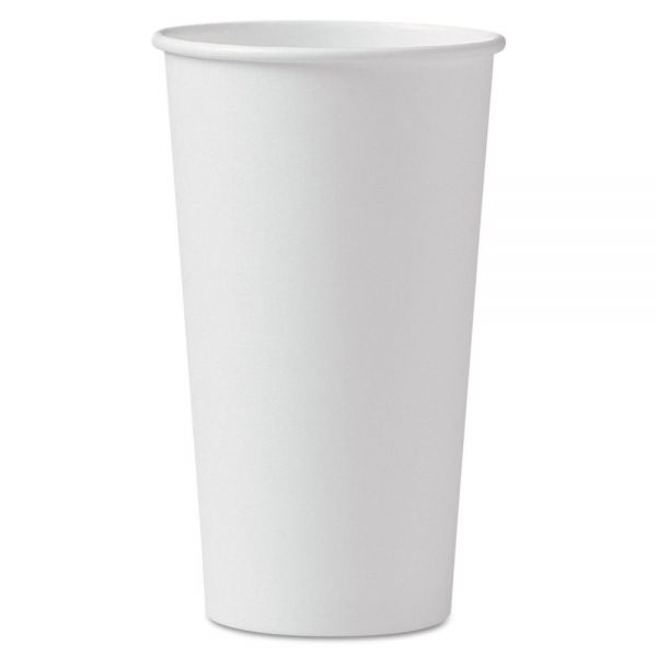 SOLO 20 oz Paper Coffee Drink Cups