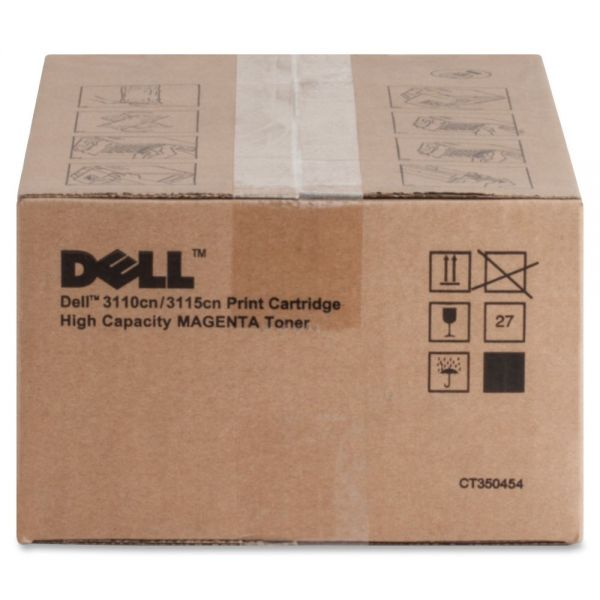 Dell Magenta Toner Cartridge